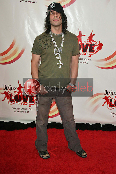 Criss Angel<br />