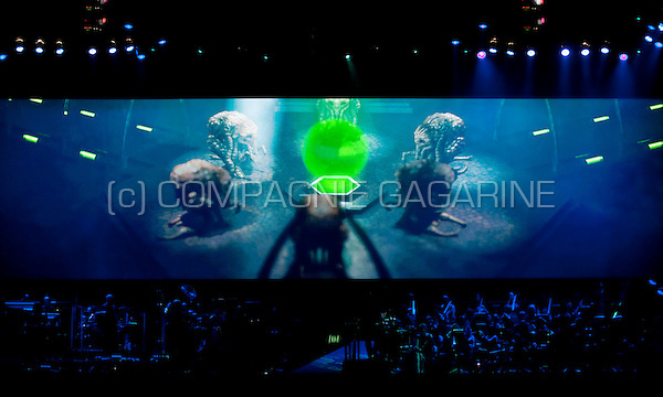 Jeff Wayne's musical version of The War Of The Worlds – Alive On Stage (Belgium, 26/11/2010)