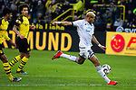 09.02.2019, Signal Iduna Park, Dortmund, GER, 1.FBL, Borussia Dortmund vs TSG 1899 Hoffenheim, DFL REGULATIONS PROHIBIT ANY USE OF PHOTOGRAPHS AS IMAGE SEQUENCES AND/OR QUASI-VIDEO<br /> <br /> im Bild | picture shows:<br /> Torschuss Joelinton (Hoffenheim #34),  <br /> <br /> Foto © nordphoto / Rauch