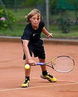 08-08-11, Tennis, Hillegom, Nationale Jeugd Kampioenschappen, NJK, N van Betuw