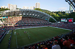 A general view of Hong Kong Stadium during the Premier League Asia Trophy match between West Bromwich Albion and Crystal Palace at Hong Kong Stadium on 22 July 2017, in Hong Kong, China. Photo by Yu Chun Christopher Wong / Power Sport Images