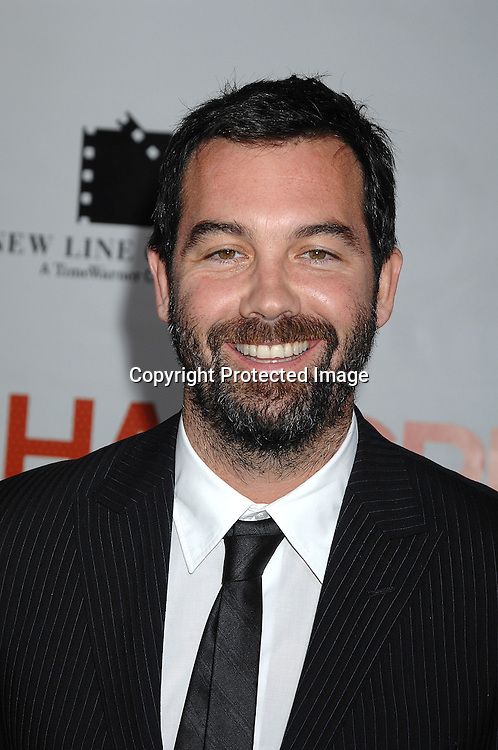 "Duncan Sheik ..arriving at the New York Premiere of ""Hairspray"" on         July 16, 2007 at The Ziegfeld Theatre. ..Robin Platzer, Twin Images......212-935-0770"