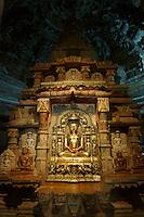 shrine  in Jain temple, Fort Jaisalmer, Rajastan, India