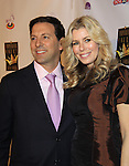 Real Housewife of New York Aviva Drescher and her husband Reid attend The 27th Annual Night of a Thousand Gowns on April 6, 2013 at The Hilton New York, NYC, NY. Attending: and many more. (Photo by Sue Coflin/Max Photos)