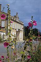 Europe/France/Poitou-Charentes/17/Charente Maritime/Ile d'Aix: Rue Napoléon et maison de l'empereur
