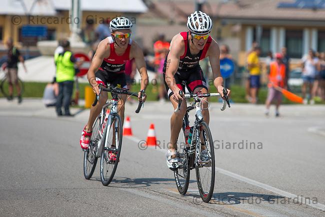 2015, Campionato Italiano Triathlon Olimpico Individuale Assoluto e U23