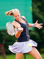 10-8-08, Eten Leur, NJK Tennis, De nationaal kampioene meisjes tot 16 jaar, Sabine van der Sar
