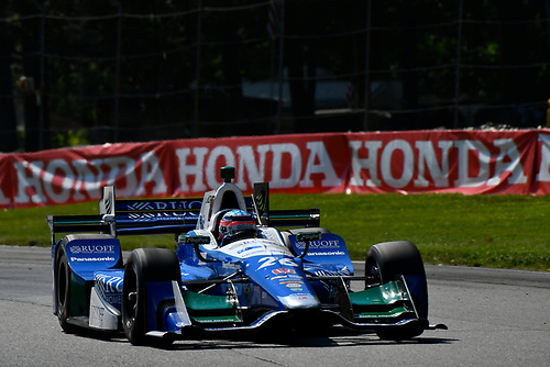 Verizon IndyCar Series<br /> Honda Indy 200 at Mid-Ohio<br /> Mid-Ohio Sports Car Course, Lexington, OH USA<br /> Sunday 30 July 2017<br /> Takuma Sato, Andretti Autosport Honda<br /> World Copyright: Scott R LePage<br /> LAT Images<br /> ref: Digital Image lepage-170730-to-10397
