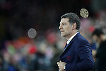 Slaven Bilic during the Premier League match at Anfield Stadium, Liverpool. Picture date: December 11th, 2016.Photo credit should read: Lynne Cameron/Sportimage