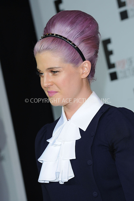 WWW.ACEPIXS.COM . . . . . .April 22, 2013...New York City....Kelly Osbourne attends the E! 2013 Upfront at The Grand Ballroom at Manhattan Center on April 22, 2013in New York City.....Please byline: KRISTIN CALLAHAN - WWW.ACEPIXS.COM.. . . . . . ..Ace Pictures, Inc: ..tel: (212) 243 8787 or (646) 769 0430..e-mail: info@acepixs.com..web: http://www.acepixs.com .
