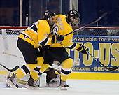 Jesse Todd (Merrimack - 27), J.C. Robitaille (Merrimack - 16) - The Merrimack College Warriors defeated the Boston College Eagles 5-3 on Sunday, November 1, 2009, at Lawler Arena in North Andover, Massachusetts splitting the weekend series.