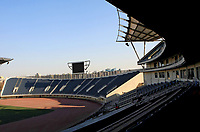 Olympic Sports Center Stadium, the venue for the Modern Pentathlon (running and equestrian). Olympic Venues<br /> Olimpiadi Pechino 2008. Impianto Giochi Olimpici<br /> Foto Cspa/Insidefoto