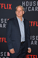 "LOS ANGELES, CA. October 22, 2018: Campbell Scott at the season 6 premiere for ""House of Cards"" at the Directors Guild Theatre.<br /> Picture: Paul Smith/Featureflash"