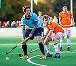 BLOEMENDAAL  -  David Huussen (Nijmegen), competitiewedstrijd junioren  landelijk  Bloemendaal JA1-Nijmegen JA1 (2-2) . COPYRIGHT KOEN SUYK