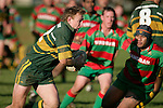 N. Watson. Counties Manukau Premier Club Rugby, Pukekohe v Waiuku  played at the Colin Lawrie field, on the 3rd of 2006.Pukekohe won 36 - 14