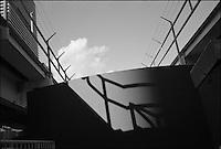 "Shadow VI<br /> From ""Miami in Black and White"" series. Miami, 2009"