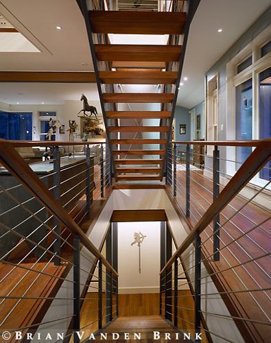 Design: Elliott Elliott Norelius Architects.Grassi Res.Camden, Me.#2437.