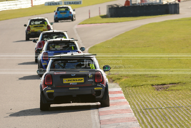 Mark Wakefield - Excelr8 Motorsport Mini F56 JCW