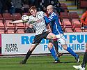 Dunfermline AFC v Stranraer FC 11 April 2015