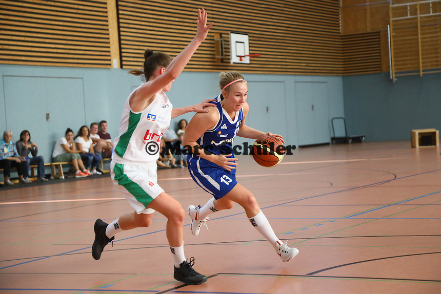 Christina Krick (Weiterstadt) gegen Förner (Bamberg)
