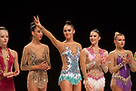 British Gymnastics Championship Series 2017<br /> Carys Davies<br /> Liverpool Echo Arena<br /> &copy;Steve Pope <br /> Sportingwales