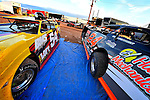 Jan 7, 2017; 5:00:34 PM; QUEEN CREEK, AZ., USA; 11th Annual Keyser Manufacturing Wild West Shootout at Arizona Speedway presented by O'Reilly Auto Parts. Mandatory Credit: (thesportswire.net)
