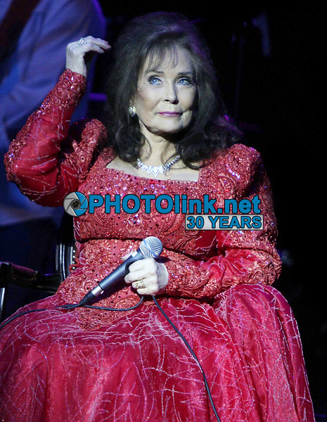 Loretta Lynn, 2009, Photo By John Barrett/PHOTOlink