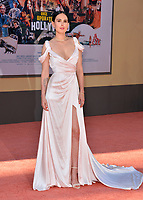 """LOS ANGELES, USA. July 23, 2019: Rumer Willis at the premiere of """"Once Upon A Time In Hollywood"""" at the TCL Chinese Theatre.<br /> Picture: Paul Smith/Featureflash"""