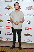 LOS ANGELES, CA - SEPTEMBER 19: Iain De Caestecker at the premiere of ABC's 'Agents of Shield' Season 4 at Pacific Theatre at The Grove on September 19, 2016 in Los Angeles, California.  Credit: David Edwards/MediaPunch