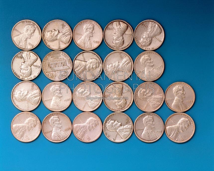MOLAR MASS: ONE MOLE OF COPPER ATOMS. 22 Pennies = Approx. One Mole Of Copper Atoms.