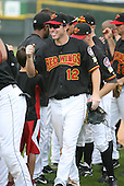 2007 Rochester Red Wings.Class-AAA affiliate of the Minnesota Twins.International League.Photo By:  Mike Janes