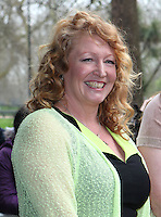 Charlie Dimmock arriving for the TRIC Awards 2014, at Grosvenor House Hotel, London. 11/03/2014 Picture by: Alexandra Glen / Featureflash