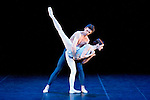 "English National Ballet Mixed Bill ""Trois Gnossiennes"""