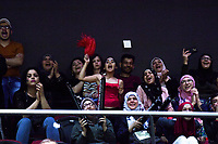 Fans in the stands during the FIBA World Cup Asia qualifier between the New Zealand Tall Blacks and Syria at TSB Bank Arena in Wellington, New Zealand on Sunday, 2 December 2018. Photo: Dave Lintott / lintottphoto.co.nz