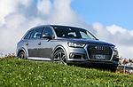 Audi - Q7 etron, 31 May 2017