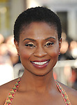Adina Porter arriving at the Los Angeles Premiere for the seventh and final season of True Blood held at TCL Chinese Theater June 17, 2014.