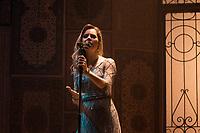 RIO DE JANEIRO, RJ - 07.07.2017 SHOW-RJ - A cantora brasileira Sandy Leah durante show na casa Vivo Rio no bairro do Flamengo na cidade do Rio de Janeiro nesta sexta-feira,07. (Foto: Pâmella Badaró / Brazil Photo Press)