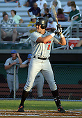 August 16, 2003:  Jarod Rine of the Aberdeen Ironbirds, Class-A affiliate of the Baltimore Orioles, during a game at Falcon Park in Auburn, NY.  Photo by:  Mike Janes/Four Seam Images