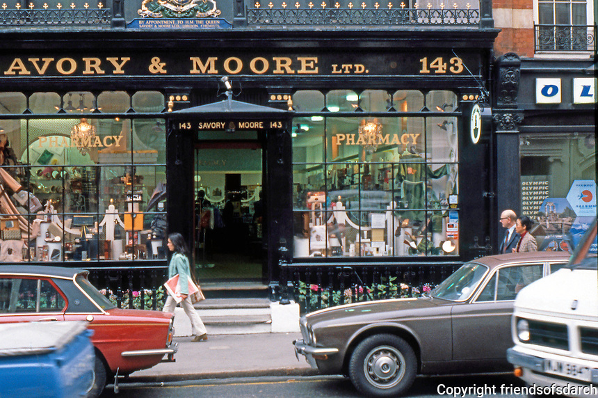 London: Savory & Moore LTD. New Bond Street.