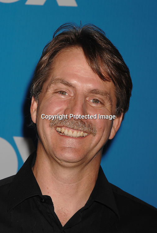 Jeff Foxworthy..arriving at The FOX TV Upfront on May 17, 2007 at ..Wolman Rink in Central Park in New York City. ..Robin Platzer, Twin Images........212-935-0770