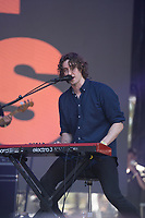 SAN FRANCISCO, CALIFORNIA - AUGUST 11: Dean Lewis during the 2019 Outside Lands Music And Arts Festival at Golden Gate Park on August 11, 2019 in San Francisco, California. Photo: Alison Brown/imageSPACE/MediaPunch