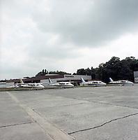 Travair luchthaven Deurne.  Luchthaven Deurne.