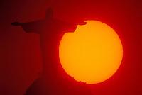 Christ the Redeemer statue, Corcovado, Rio de Janeiro, Brazil.