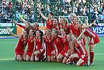 Bronze medal - England v Germany