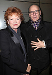Becky Ann Baker & Peter Friedman attending the Opening Night Performance of 'The Whale' at Playwrights Horizons' Peter Jay Sharpe Theater in New York City on 11/05/2012