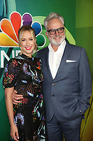 BEVERLY HILLS, CA - AUGUST 8: Anna Camp and Bradley Whitford at the 2019 NBC Summer Press Tour at the Wilshire Ballroom in Beverly Hills, California o August 8, 2019. <br /> CAP/MPIFS<br /> ©MPIFS/Capital Pictures