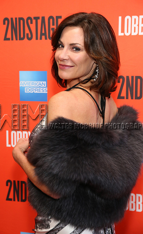 "LuAnn deLesseps attending the Broadway Opening Night Performance of  ""Lobby Hero"" at The Hayes Theatre on March 26, 2018 in New York City."