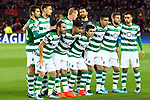 UEFA Champions League 2017/2018 - Matchday 6.<br /> FC Barcelona vs Sporting Clube de Portugal: 2-0.