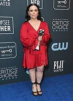 12 January 2020 - Santa Monica, California - Alex Borstein. 25th Annual Critici's Choice Awards - Press Room held at Barker Hangar. Photo Credit: Birdie Thompson/AdMedia