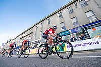 Picture by Allan McKenzie/SWpix.com - 17/05/2018 - Cycling - OVO Energy Tour Series Womens Race - Round 2:Aberdeen - Gabriella Shaw.